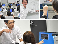 http://iishuusyoku.com/image/研修中は一切仕事の業務はしないため、勉強に集中できる環境が整っていますよ!