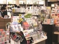 https://iishuusyoku.com/image/伊東屋、丸善、東急ハンズ、加登屋、ミツワ堂、京王アートマンをはじめ、全国の文具小売店での販促をサポート!