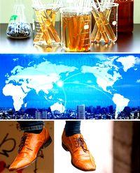 東アジアを中心に展開中のグローバル商社!「化学品」と「フットウェア」の2つのコア事業を展開し、グループ合計の年商は約200億円を誇ります!