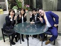 https://iishuusyoku.com/image/忘年会やビアガーデンなど、社内イベントも豊富で社員間のコミュニケーションも盛ん。海外への社員旅行の実績もあります!