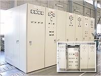 商業施設やオフィスビルなど、大きな電力を必要とする建物に欠かすことのできない、配電盤のトップメーカー!