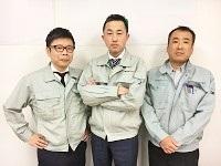https://iishuusyoku.com/image/経験豊富な先輩たちが一人前になるまでしっかりサポート。未経験者でも2〜3年で施工管理技士や電気工事士資格を取得できます!