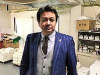 """営業部長は、""""Duni(デュニ)""""社の日本法人トップを歴任された方!これまで培った業界経験を惜しみなく伝えて行きます!"""