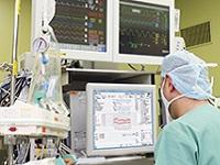 http://iishuusyoku.com/image/麻酔科医の負担を軽減する目的で生まれた『手術部患者情報システム』は、全国200箇所以上の医療施設の導入されています。