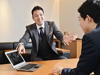 https://iishuusyoku.com/image/業務改善・コストダウン・組織体制などの経験を活かし、会社設立準備から設立後のサポートに力を入れています。