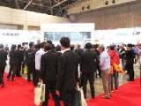 出展した展示会の様子。グローバル戦略のもと、国内はもとよりアジア、北米、南米、欧州など海外にも十数拠点を展開しています。
