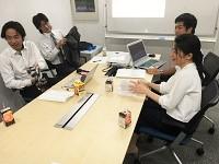 https://iishuusyoku.com/image/チームワークを非常に大切にしている会社です。誰もが積極的に意見を言えるフラットな社風です。