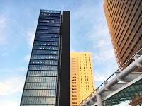 https://iishuusyoku.com/image/オフィスは大崎駅の歩行者デッキから直結!駅から近く、オシャレなオフィスで働くことができます!