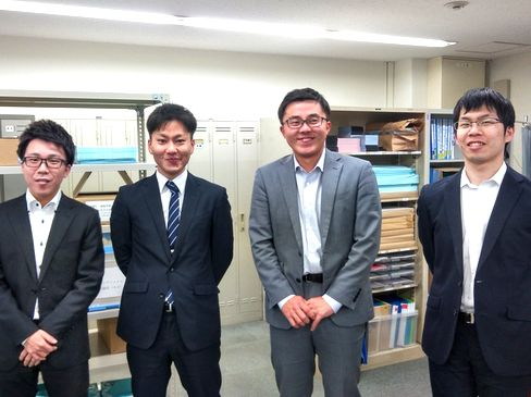 http://iishuusyoku.com/image/いい就職プラザから多数の方が未経験で入社し、現在活躍されています。歴史ある会社ながら、京都本社は20代の社員が多く在籍しており、若手も裁量をもって働ける環境です。