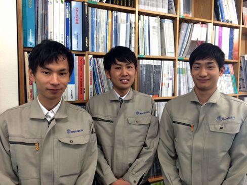 http://iishuusyoku.com/image/いい就職プラザからも未経験の方が10名以上入社されており、若手も活躍できる環境です♪