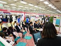 https://iishuusyoku.com/image/年に2回、国内最大級の商談会「大見本市」を開催し、文具・事務用品業界の活性化に貢献しています!