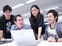 https://iishuusyoku.com/image/技術交流施設があったり、定期的に交流会を開催したりするなど、コミュニケーションが取りやすく風通しの良い環境です!