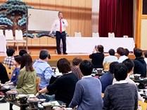 東証2部上場の親会社の安定基盤のもとBtoB向けECサイト構築パッケージ事業を拡大中。年に1度、グループ合同のイベントもあり、交流を深めています。