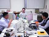 http://iishuusyoku.com/image/非常に風通しが良く、社内もコミュニケーションが活発におこなわれています!わからないこともどんどん相談できる環境です!