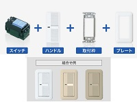 https://iishuusyoku.com/image/あなたがいつもオンオフしている、照明の電源スイッチ。これにもいろんな種類があるんです!