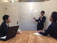 https://iishuusyoku.com/image/フットワークの軽さと柔軟さを併せ持つクリエイティブ集団の同社!あなたの魅力あふれるアイディアを楽しみにしています。