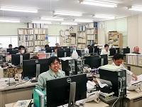 https://iishuusyoku.com/image/社員同士のコミュニケーションが取りやすく、風通しがよい社風。自由な雰囲気で、のびのびと働ける環境です。