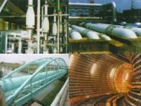 水道をはじめ、農業用水、プラント、発電所、空港、土木現場、建築現場など、産業や私たちの生活を支えています!