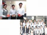 https://iishuusyoku.com/image/取引先は、大手食品メーカー、製薬会社、商社など。現在、15名の担当者が200社ほどの顧客を担当しています。
