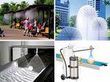 クライアントの中には食品や機械などの工場のほか、アトラクションの演出に噴水などを使用する某有名アミューズメント施設なども!