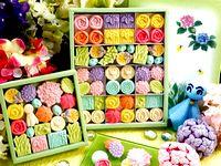 約70年の歴史を持つ老舗企業!「和三盆」という最高級の砂糖を製造、加工する菓子メーカー!同社の製造する干菓子や和菓子は、全国の和菓子屋、百貨店から絶大な支持を得ています。