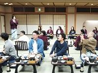 社員旅行で温泉旅館へ♪♪ これまでに京都や浜松などの温泉地を、ゆったりみんなで楽しみました!