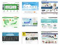 https://iishuusyoku.com/image/当初1日2件程度だった問い合わせ数も、現在では月間で8,000を超える数へ。 年間5万件のお客様の駐車場探しをサポートしています。