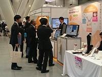 毎年開催されている日本産婦人科学会等の展示会で商品のPRを行っております。