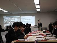 https://iishuusyoku.com/image/内定者研修は、メンバー自身で内容を作 り、講師も務めます。メンバーでアイデア を出し合いプログラムを企画していきま す。