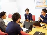 http://iishuusyoku.com/image/社歴や年齢は関係なく意見を言い合える社風です。平均年齢が27歳の組織です!