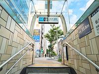 https://iishuusyoku.com/image/トレンドの発信地「表参道」が最寄り駅。オシャレなショップがたくさん!毎日の通勤やランチが楽しくなりますね♪