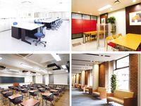 有名企業のオフィスや会議室、病院から学校など、多くの人が利用する空間をプロデュースしています!