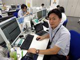 https://iishuusyoku.com/image/開発部の先輩社員です。明るくアットホームな社風、福利厚生の充実など、長く働ける環境が整っています!