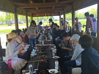 https://iishuusyoku.com/image/帰社日は特に設けていませんが、社内イベントではいつも楽しく皆で盛り上がってます。