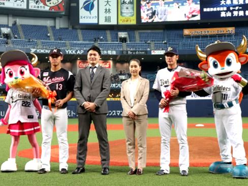https://iishuusyoku.com/image/京セラドームでプロ野球の始球式や、京都水族館のサポーター企業であるなど、資産づくりの大切さを広めるため、さまざまなPR活動を行っています!