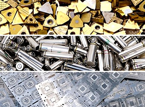 さまざまなモノづくりの現場で重宝されている希少金属「レアメタル」。同社は、長年にわたりレアメタルの回収・再生・販売を行っている会社です。