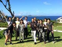 毎年全員で行く社員旅行。沖縄や北海道など。今年はどこに行くのでしょうか?