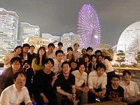 http://iishuusyoku.com/image/先日のクルージングパーティーでは全社員が参加!仲が良い和やかな雰囲気も同社ならではの魅力◎