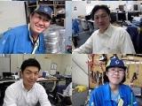 https://iishuusyoku.com/image/カメラを向けるとみんなニコニコ、明るく活気がある社内です。部署の垣根を越えて連携していくことも多く、一体となって仕事を進めていきます。優しい先輩社員が多く働きやすい環境です!