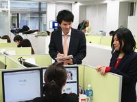 """https://iishuusyoku.com/image/「売れる商品」に導くクリエイティブを制作する""""プロ""""のクリエイターが社内に揃うので、営業として心強い。企画の幅も広がります!"""