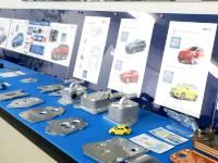 自動車部品、通信インフラ、野球場などの防球ネットなど、同社の手掛ける金属加工部品は、実は身近な所で多く使われています。