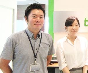 https://iishuusyoku.com/image/会社の先輩です。最初は覚えることが多いですが、1人1人の仕事の裁量が大きいので、やりがいがありますよ!