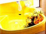 https://iishuusyoku.com/image/水回りは、私たちの生活環境で最も清潔さが重要視される場所のひとつ。また、デザイン性も大切です。あらゆる意味で「キレイ」を実現するのに、同社の塗料が活躍しています。