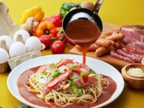 3つの事業を展開する東証2部上場の安定企業です。食品事業ではオリジナル製品だけでなく、あの有名なあんかけパスタ店のパスタ麺やソースも手がけています。