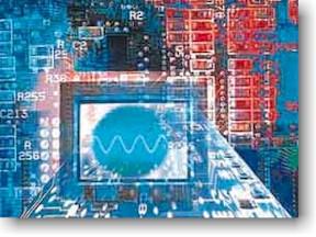 これからの産業を支える電子部品。I社では、民生品から産業機器までをトータルコーディネイトで支えます。
