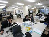 https://iishuusyoku.com/image/オフィスの様子です。各専門分野のエキスパートがチームワークでビジネスを仕掛けます。