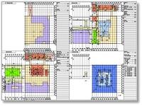 図書の作成など、BIM(ビルディング インフォメーション モデリング)に関わるサービスを総合的に展開。