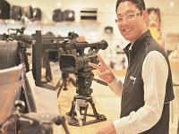 https://iishuusyoku.com/image/世界各国のテレビ関係者がこぞって来店する「PROGEAR半蔵門」が勤務地となります。