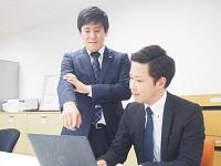 https://iishuusyoku.com/image/若手社員が中核を担う社風。走りながら考え、情熱を持って行動できる方を求めています!