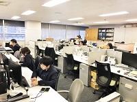https://iishuusyoku.com/image/管理部門の仕事は、社内各部署のメンバーが気持ちよく仕事ができるよう、様々な角度からサポートしていくこと。